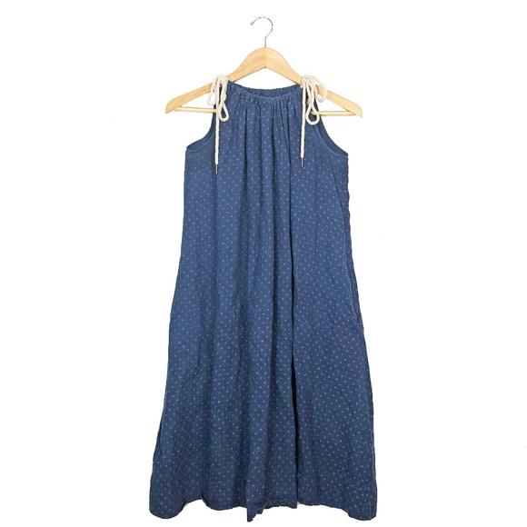 Madewell Dresses & Skirts - {Madewell} Light Weight Rope Tie Smock Dress, XL